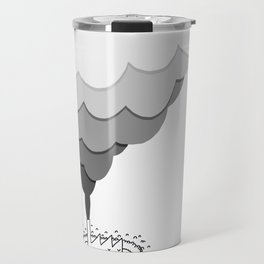 The Factory and the People Travel Mug