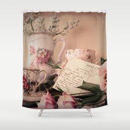 Dear Hilda Shower Curtain