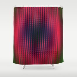 Into The Weave Shower Curtain