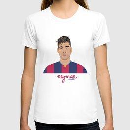 NEYMAR - FC BARCELONE T-shirt