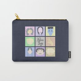 The Addams Family  Carry-All Pouch