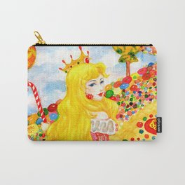 Candy Princess from Fairy Tales Carry-All Pouch