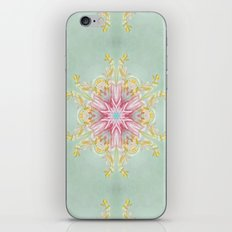 aging beauty (pattern/pillow) iPhone & iPod Skin