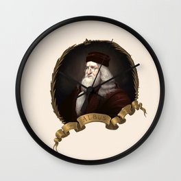 Headmaster Albus Wall Clock