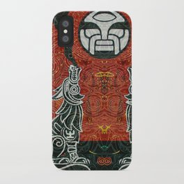 The Road on the Sky iPhone Case