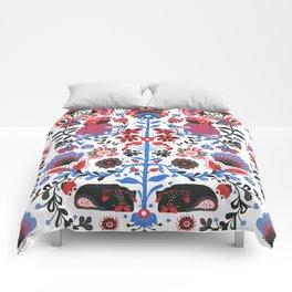 The Pug of Folk Comforters