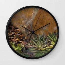 RANCHO MIRAGE BEAUTY Wall Clock