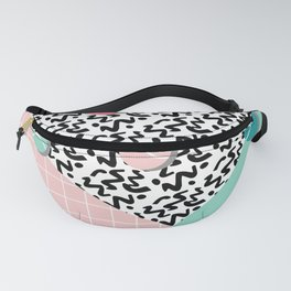 Tennis Pattern #society6 #decor #buyart Fanny Pack