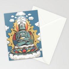 Buddha Bot v6  Stationery Cards