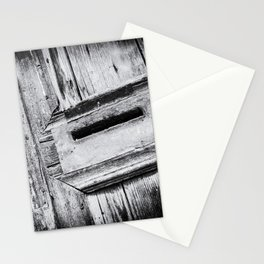 Letterbox close-up in a Old Wooden Door | Doors of the World | Rethymnon, Greece, Europe | Black & White Photography | Travel Photography | Photo Print | Art Print Stationery Cards