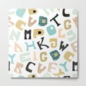 Cute alphabet by polanika