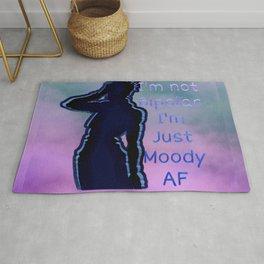 Moody AF Rug