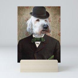 Sir Kansas - Wheaten Terrier Mini Art Print
