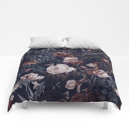 Night Forest XXV Comforters