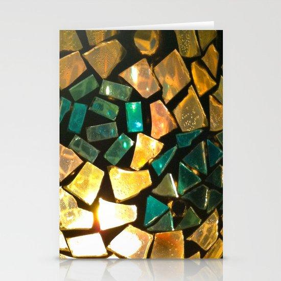 Broken Glass Stationery Cards