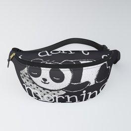 Panda #1 Fanny Pack