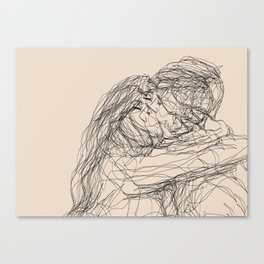 make-out? Canvas Print