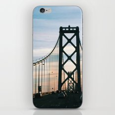 Bay Bridge iPhone Skin