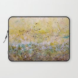 Abstract Art - First Bloom Laptop Sleeve