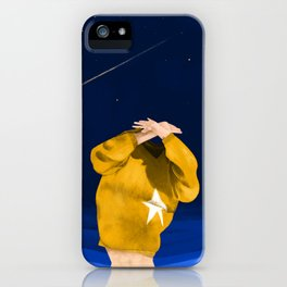 Let's get naked and do nothing iPhone Case