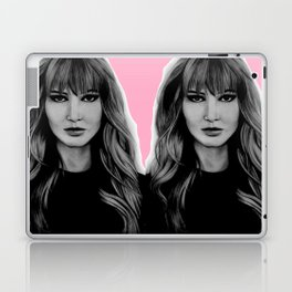 Jennifer Lawrence Laptop & iPad Skin