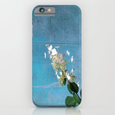 White Hydrangea iPhone 6s Slim Case