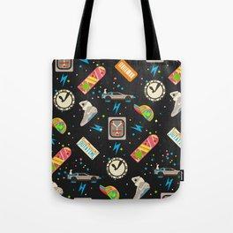 Future Pattern Tote Bag