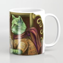 Cat perfumer Coffee Mug