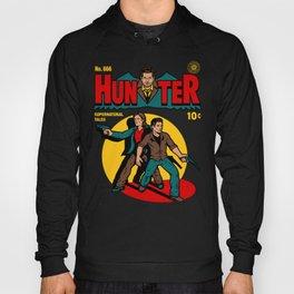 Hunter Comic Hoody