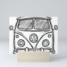 van Mini Art Print