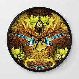 Natures Call II Wall Clock
