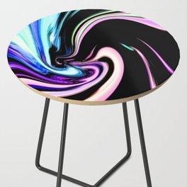 """""""Pastel Nightlife"""" Side Table"""