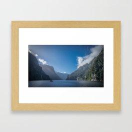 Milford Sound 1 Framed Art Print