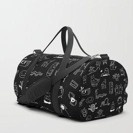 Halloween Inktober 2018 Duffle Bag