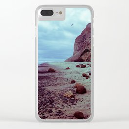 Ho Chi Mihn Clear iPhone Case