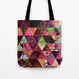 Abstract #936 Tote Bag
