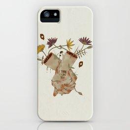 I think I like you... iPhone Case