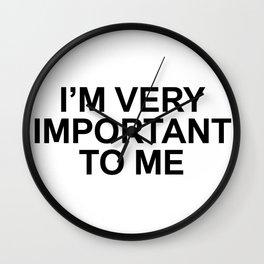 ME 001 Wall Clock