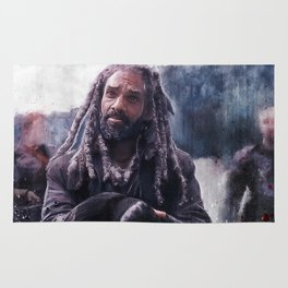 King Ezekiel Of The Kingdom - The Walking Dead Rug