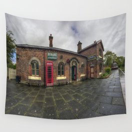 Hadlow Road Railway Station Wall Tapestry