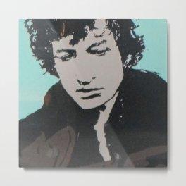 Bob Dylan Metal Print