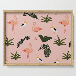 Tropical Party Serving Tray