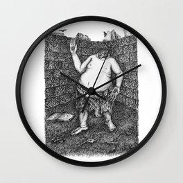 Y'golonac Wall Clock