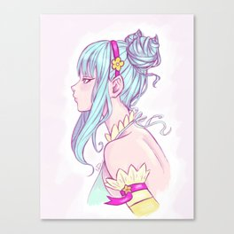 The Me From A Dream Canvas Print