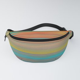 Abs Varied Fanny Pack