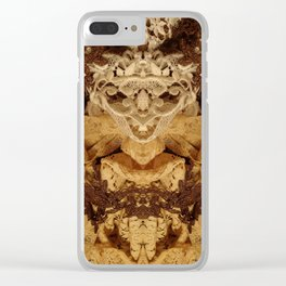 141 The Alchemist Clear iPhone Case