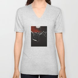 Crowd Unisex V-Neck