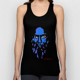 Kind of Blue Unisex Tank Top