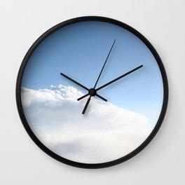 ICE WAVE II Wall Clock
