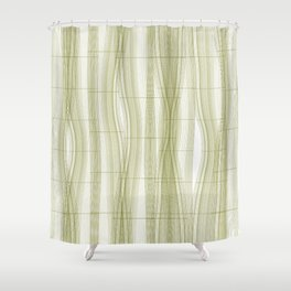 Squeeze Shower Curtain